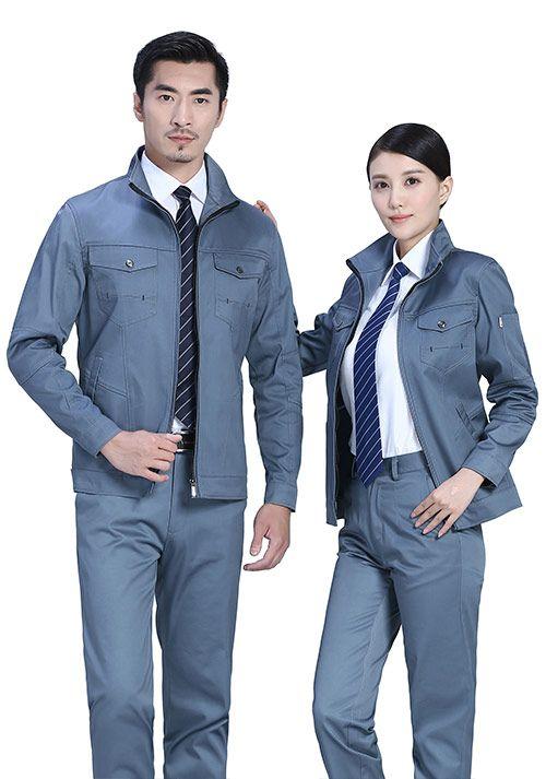 工作中,为什么一定要穿工作服呢?